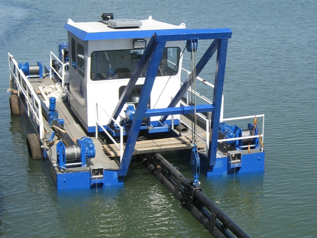 Dredgers - Dredgers & Pumps