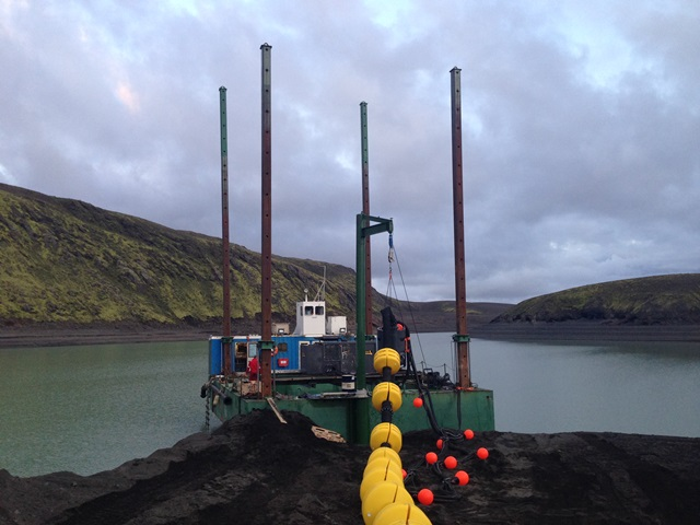 Pontoon Solution - Dredgers & Pumps