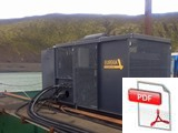 Hydraulic Power Pack - Dredgers & Pumps