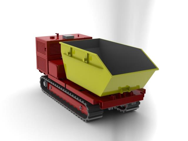 Multipurpose Crawler - Dredgers & Pumps