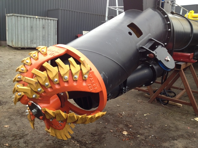 Cutter Head - Dredgers & Pumps